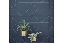 Trend - geometrisch & metaal