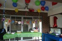 Sesame Street First Birthday / I created the ultimate Sesame Street first birthday for my son!