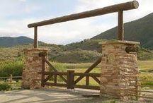 portões de Quinta