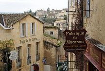 France 2016 / Places on my list for this trip