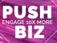 Push BIZ IN / Visibility increases business 10X times