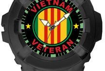Military Watches - Army, Navy, Air Force, Marines, More   / by PriorService.com