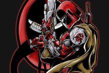 Deadpool & Boba Fett