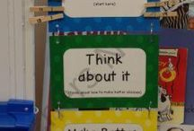 Behavior Charts and Checklists