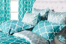 Bedroom ideas / by Nina Burch