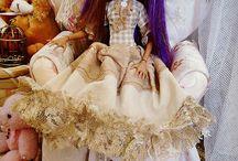Куклы МХ и ЕАХ