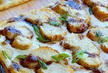 Frittatas - Tarts - Quiches