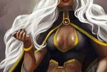 Everything Storm / I love this character - dream role!