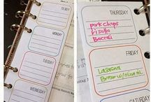 Filofax ideas / by Claire Appleby
