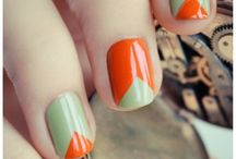 nails, hair, makeup / by Stephanie Seiler