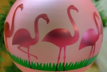 Flamingo / All about the kitchness and the art.