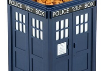 Doctor Who - and other awesome things