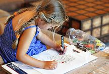 grandkids art projects / by Alice Campbell