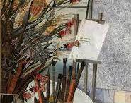 натюрморт. с цветами