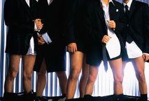 Backstreet Boys / by MelissaAnn vanDoorn