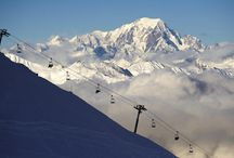 Courchevel / Extraordinary ski terrain, exclusive hotels, enticing restaurants – this is the high end of skiing. http://www.secretearth.com/destinations/656-courchevel