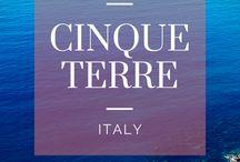 Travel: cinque terre