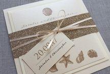 Abroad wedding / Weddings abroad stationery