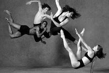 Comptemporain dance / Dance danse Comptemporaine sait figure position