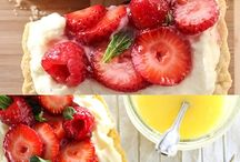 Sweet Treats / Cheese and dessert? Yes please! What could be better? You have to try these sweet, sensational recipes.