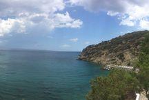 Sea / Vista panoramica istron bay