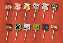 Minecraft narozeniny