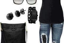 My style / Inspiraaatiota omaan pukeutumiseen.