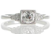 Contemporary Diamond Jewellery / Stunning unique, Contemporary Diamond pieces by Rutherford.