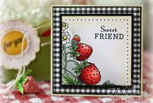 Cards - Flourishes