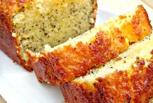 Lemon Poppy Seeds Cake / Deserts