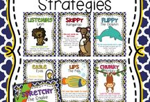 Decoding Strategies / Ideas and resources for teaching decoding strategies to K-2 students! Find creative ways and anchor charts for teaching different decoding strategies.