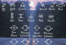 witchery | sigils & glyphs