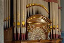 Grandes Orgues insolites et magnifiques / Comme des sculptures sonores jouables
