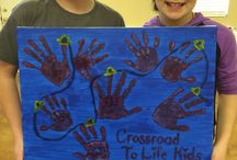 Crossroads to Life missions / Great things being done by the children's church at Crossroad to Life baptist church!