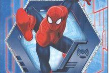 Cartes Anniversaire Spider Man / Cartes Anniversaire spider Man, invitations et stickers, livraison gratuite. La Carterie de Flavie http://lacarteriedeflavie.com/Cartes-Spider-Man-Anniversaire-fete-invitation