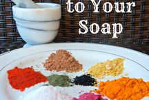 soap colors