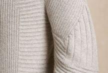 knitting, details