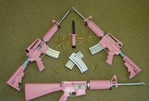 Pink Weapons