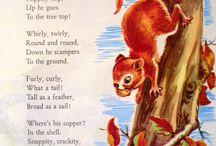 Squirrel sanctuary