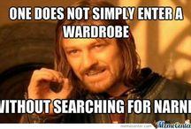 All things Narnia