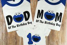 Yonas 1st birthday