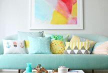 Home: Colour