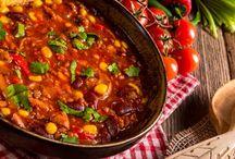 Chili corn carne