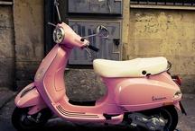 I heart Vespa & Scooter
