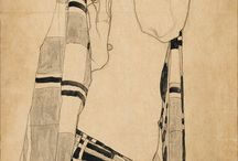 A: Egon Schiele