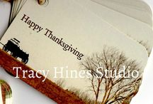 Thanksgiving / by Tracy Hines