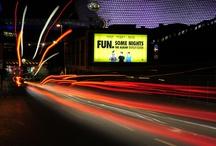 Backlit Billboards