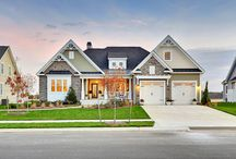 Curb Appeal / A tremendous amount of time and effort goes into the exterior design of our homes. The exceptional curb appeal of a Schell Brothers home is not only a reflection of the quality and care that goes into the home but also a huge source of pride for our homeowners.