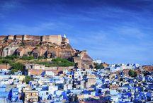 Los pueblos azules más bonitos del mundo