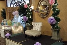 Bridal or Baby SHOWERS!  / We do all the work!